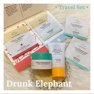 Drunk Elephant Travel Bundle